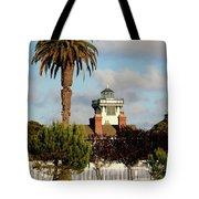 Point Fermin Light - San Pedro - Southern California Tote Bag