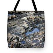 Point Lobos Rock 4 Tote Bag