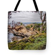 Point Lobos State Reserve Tote Bag