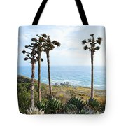 Point Loma Lighthouse Overlook Tote Bag