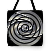 Point Of Illusion Tote Bag
