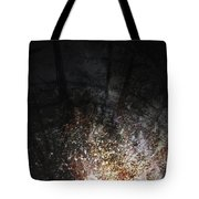 Point Of Impact Tote Bag