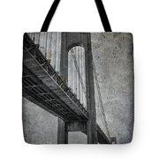 Point Of Origin Tote Bag