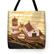 Point Reyes Lighthouse 2 Tote Bag