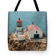 Point Reyes Lighthouse II Tote Bag