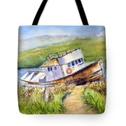 Point Reyes Relic Tote Bag