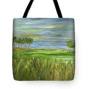 Point St. Francis Tote Bag