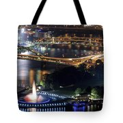 Point State Park Tote Bag