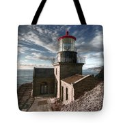 Point Sur Lighthouse - California  Tote Bag