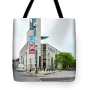 Pointe A Calliere Museum Tote Bag
