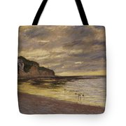 Pointe De Lailly Tote Bag