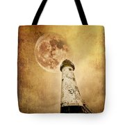 Pointing The Way Tote Bag