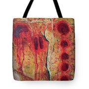 Points And Fingers Tote Bag