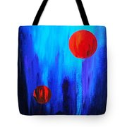 Points Of Interest  Tote Bag