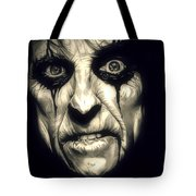 Poison Alice Cooper Tote Bag