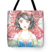 Poisoned Snow Tote Bag