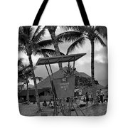 Pokai Bay Beach Park Tote Bag