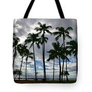 Poka'i Bay, Waianae, Hawaii  Tote Bag