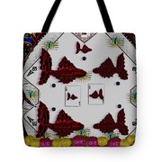 Poker Art Tote Bag