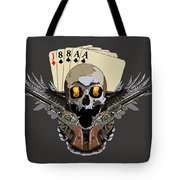 Poker Run Tote Bag
