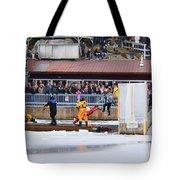 Polar Jump  Tote Bag