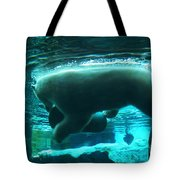 Polar Play Tote Bag