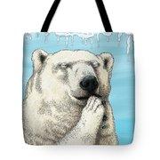 Polar Prayer Tote Bag