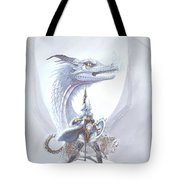 Polar Princess Tote Bag