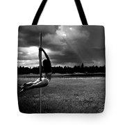 Pole Dance Storm 1 Tote Bag