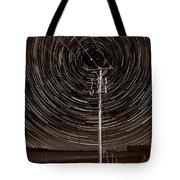 Pole Star Tote Bag