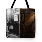 Police - The Private Eye - 1902 - Side By Side Tote Bag