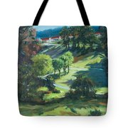 Polin Springs Tote Bag