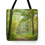 Polish Forest 2 Tote Bag