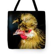 Polish Hen Tote Bag