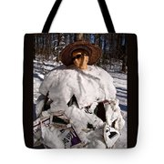 Political Thinking Tote Bag