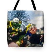 Polizei Tote Bag