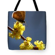 Pollen Pickup Tote Bag