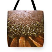 Pollenated Painted Daisy Tote Bag