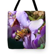 Pollinating 2 Tote Bag