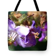 Pollinating 3 Tote Bag