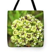 Pollination Happening Tote Bag