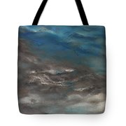 Pollution Clouds Tote Bag