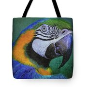 Polly Who Tote Bag