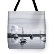 Reflections In A Creek  Tote Bag