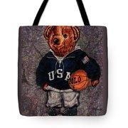 Polo Bear Sport Tote Bag