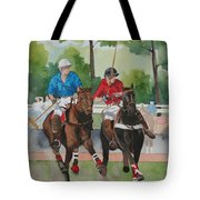Polo In The Afternoon 2 Tote Bag