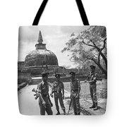 Polonnaruwa  Tote Bag