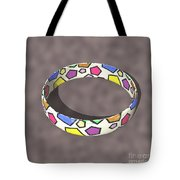 Poly Ring  Tote Bag