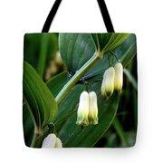 Polygonatum Odoratum Tote Bag
