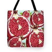 Pomegranate   Tote Bag